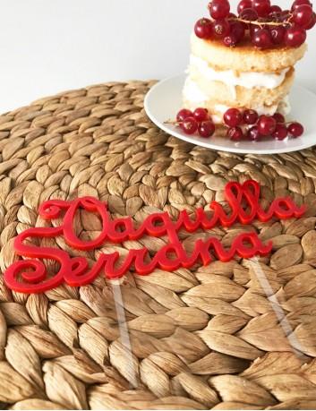 Cake toppers fabricación personalizada y exclusiva. Manolitos madrid. Regalo original cumpleaños. Cake toppers España.