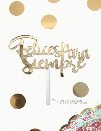 #cake topper #weddings #happy #felicesparasiempre #forever #regalounico #estilo #decoracion