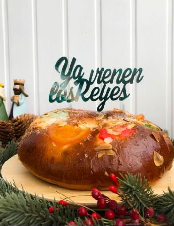 Cake topper reyes magos❤️ decoración navideña decoración roscones reyes magos celebraciones y eventos navidad