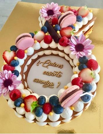 wedding cake topper idea original para pedir matrimonio quieres casarte conmigo