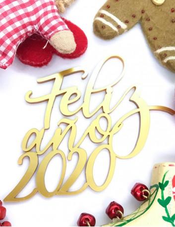 Cake topper personalizado para postres navideños. Adorno navideño personalizado❤️. Muchos colores a elegir.