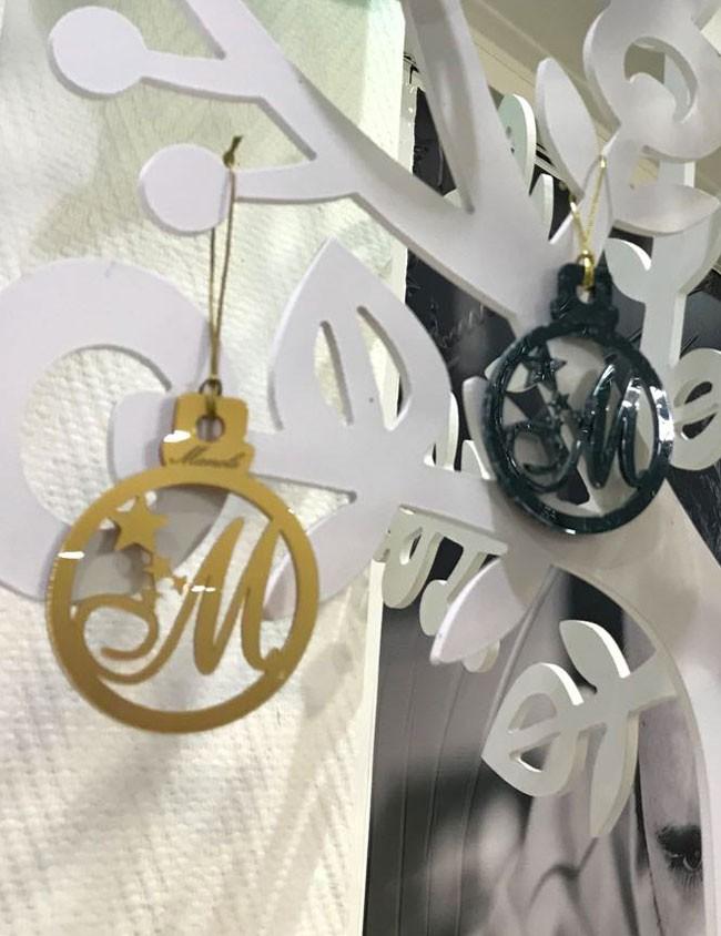 bolas para el árbol de navidad personalizadas con logotipo de empresa